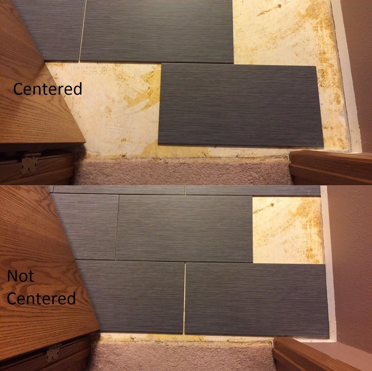 Door area comparison